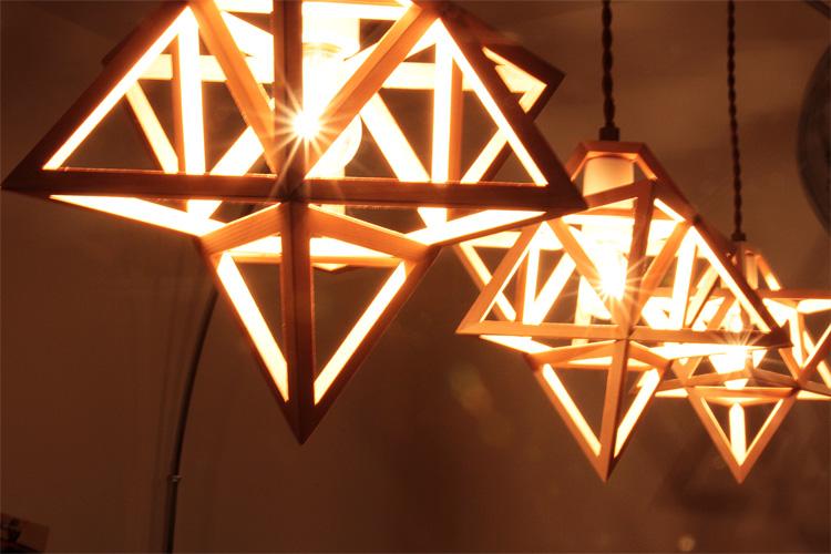 電球が創りだす影を楽しむ為の陰影がステキな照明5選