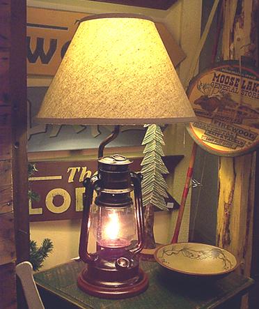 marine lamp