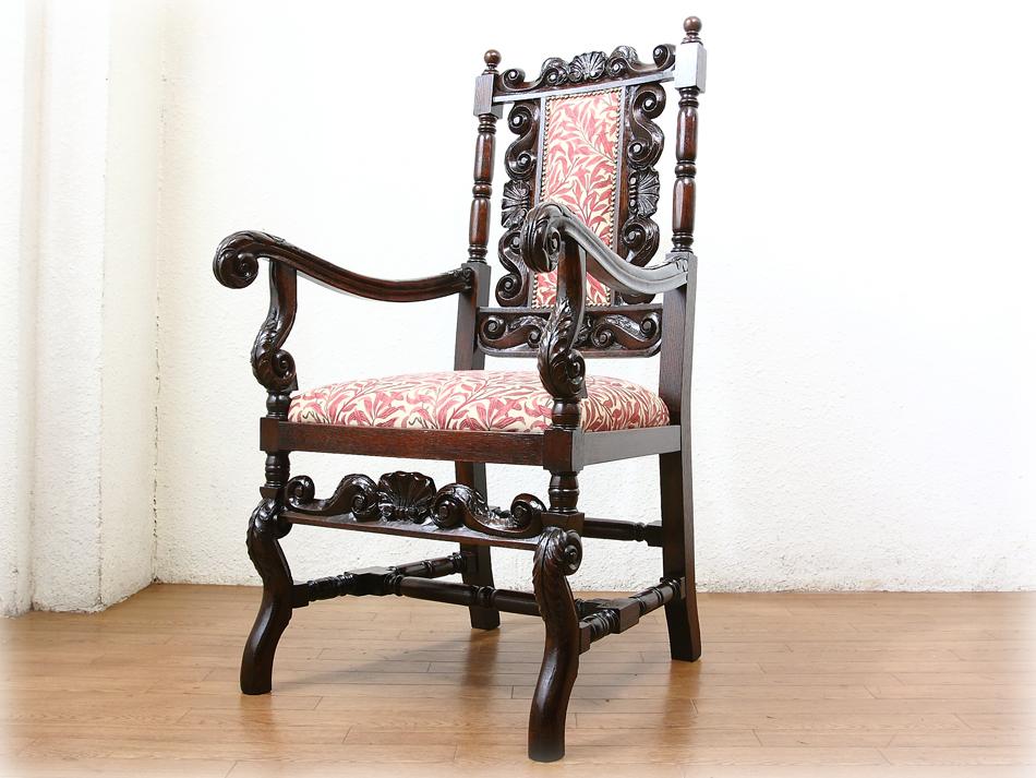 ゴシック椅子