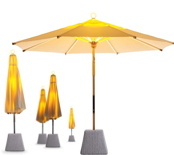 LED parasol